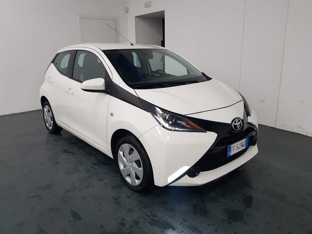 Toyota Aygo 4
