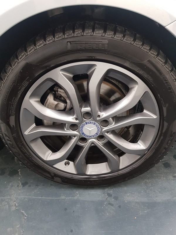 Mercedes-Benz Classe C SW 21