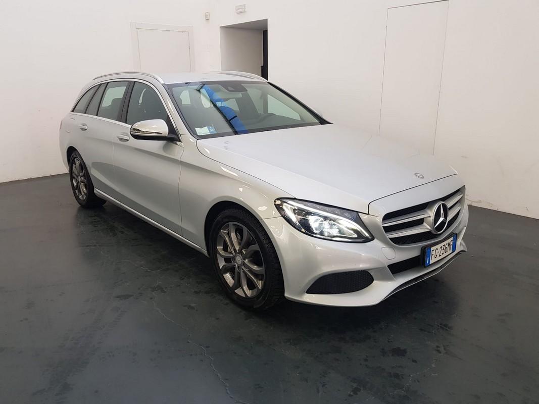 Mercedes-Benz Classe C SW 4