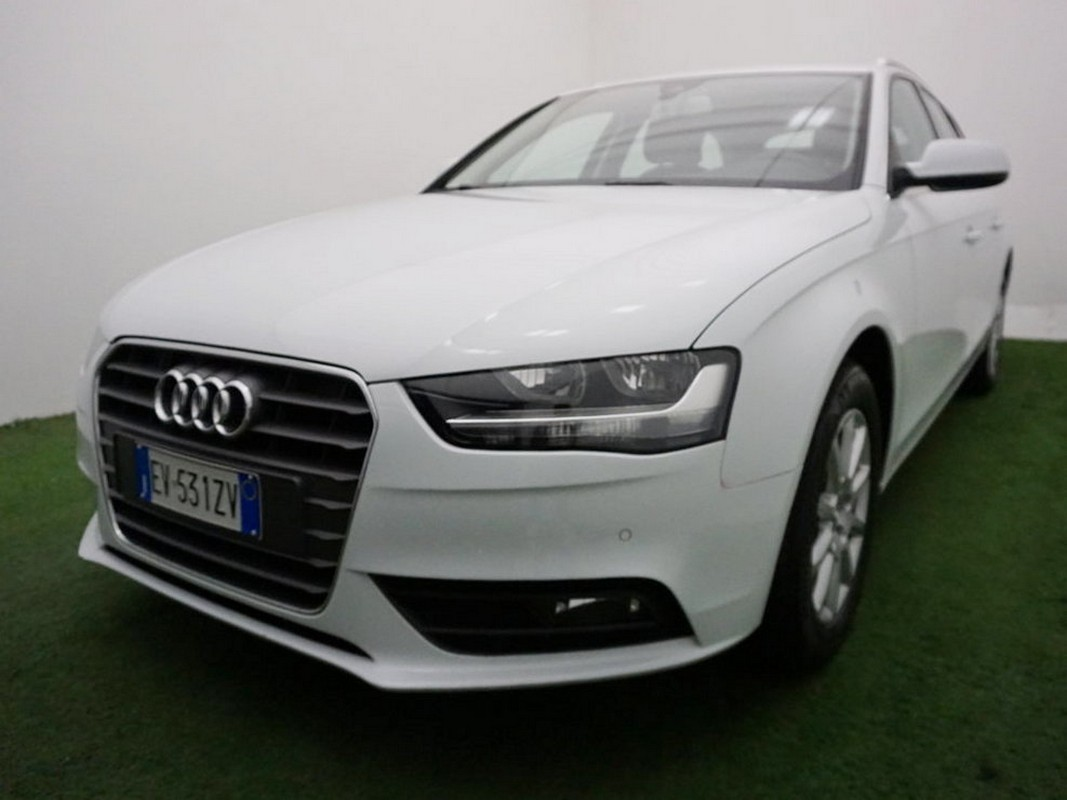 Audi A4 Avant 2.0 TDI clean diesel Business 2014