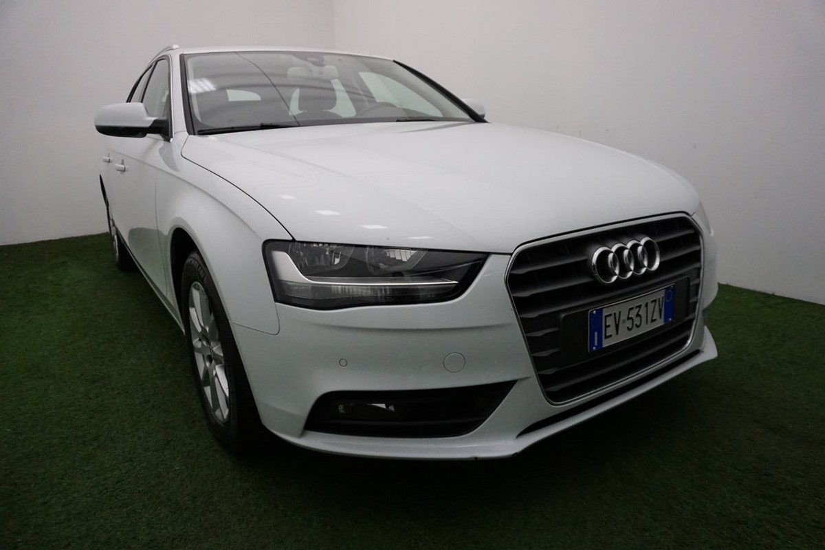 Audi A4 Avant 2.0 TDI clean diesel Business 2014 3
