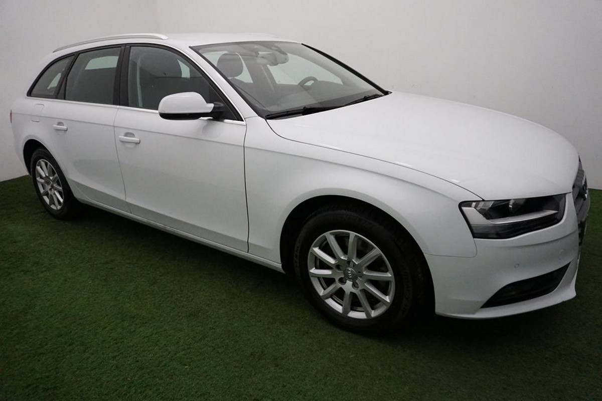 Audi A4 Avant 2.0 TDI clean diesel Business 2014 4