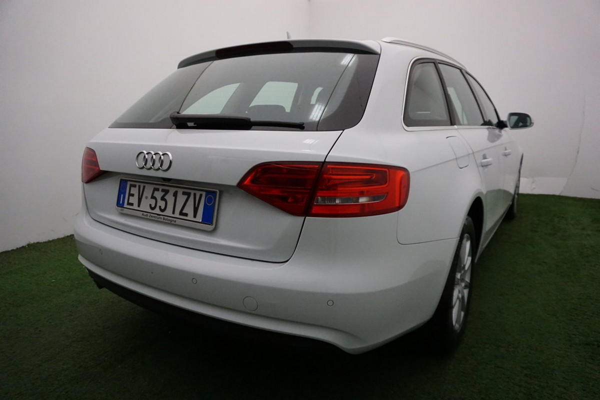 Audi A4 Avant 2.0 TDI clean diesel Business 2014 5