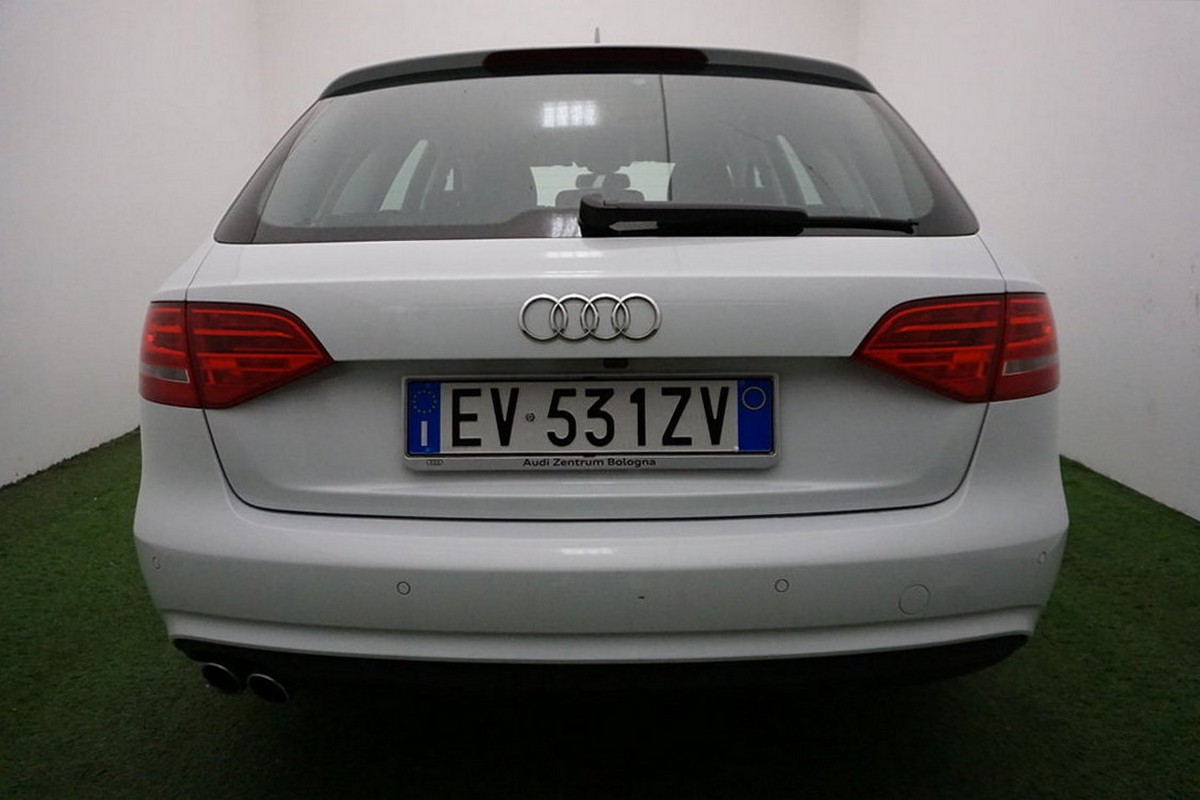 Audi A4 Avant 2.0 TDI clean diesel Business 2014 6