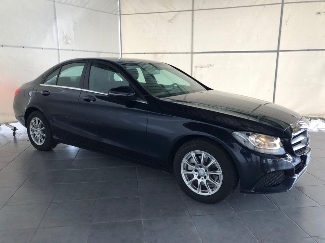Mercedes-Benz Classe C 4