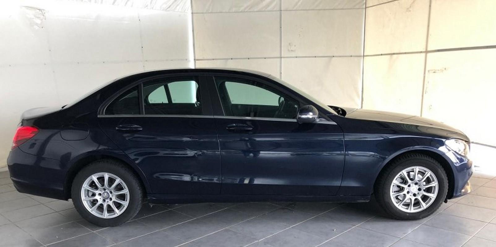 Mercedes-Benz Classe C 5