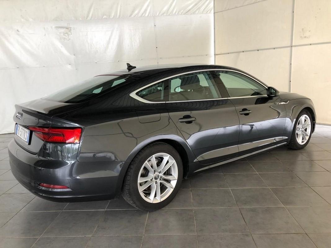 Audi A5 Sportback 6