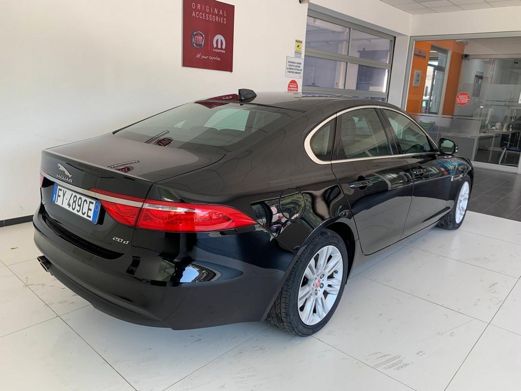 Jaguar XF 6