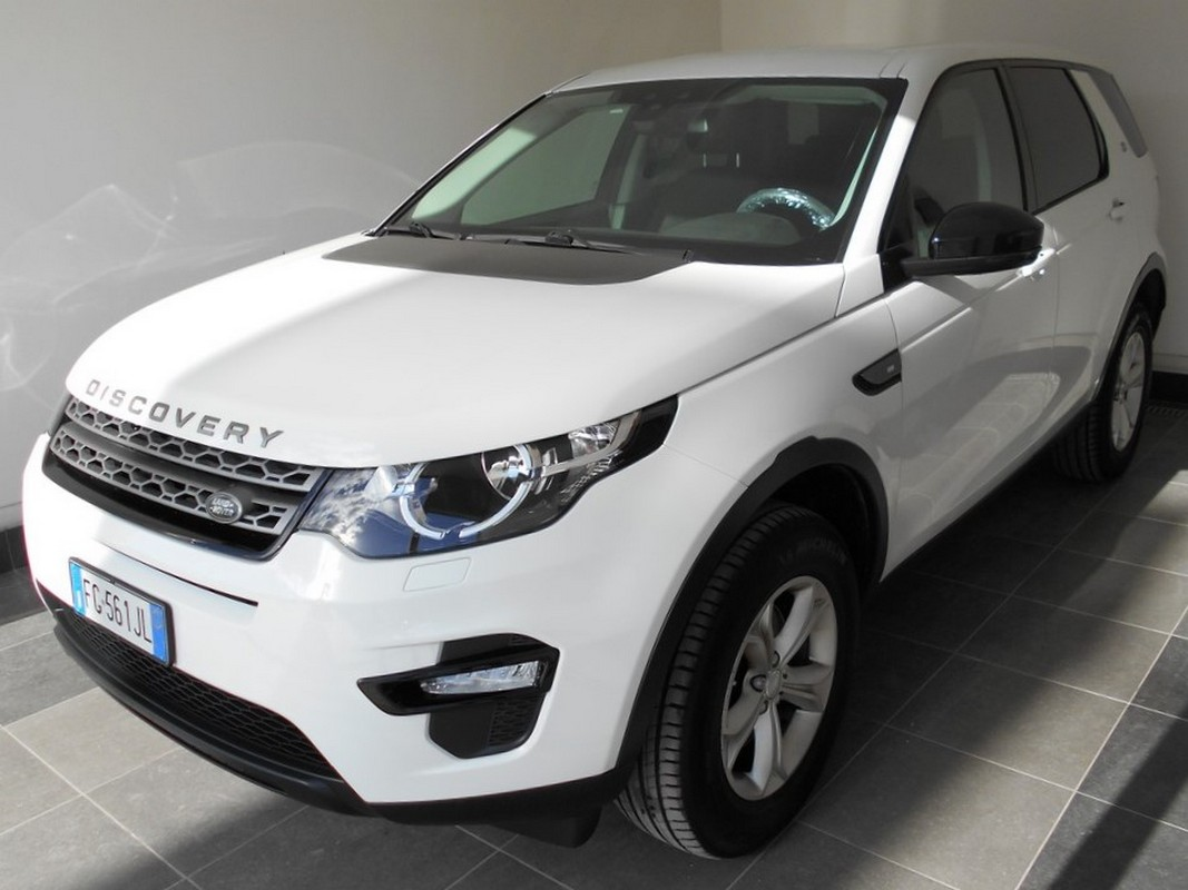 Land Rover Discovery Sport 0