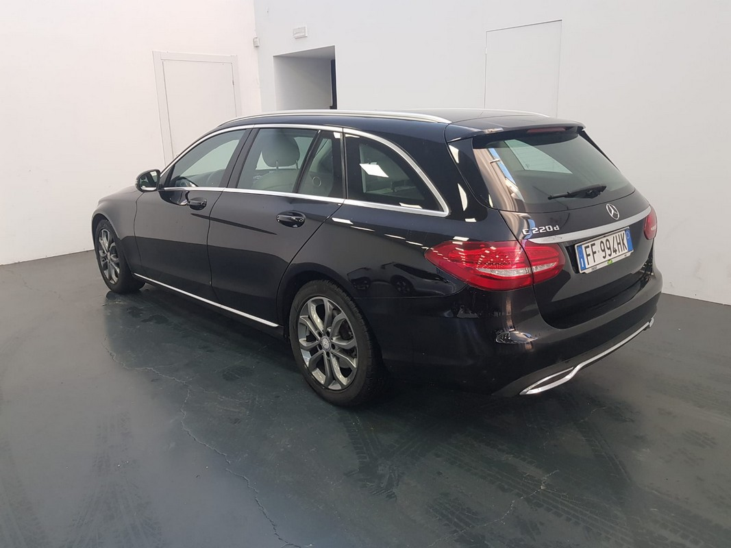 Mercedes-Benz Classe C SW 2