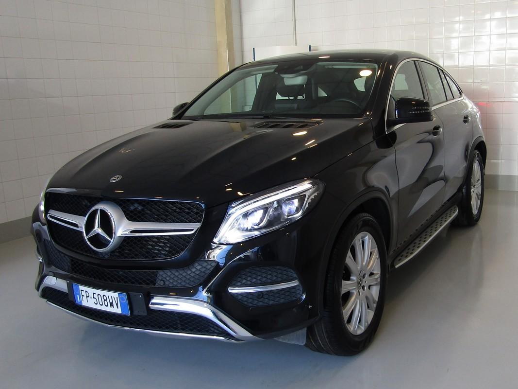 Mercedes-Benz GLE 0