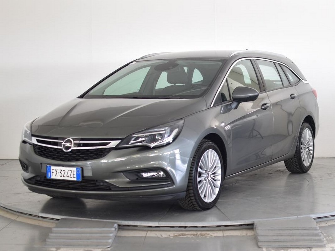 Opel Astra ST 0