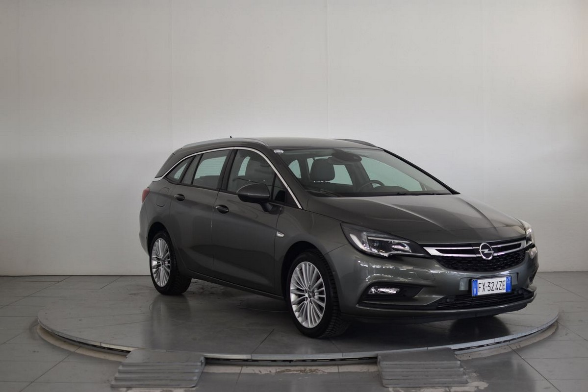 Opel Astra ST 4