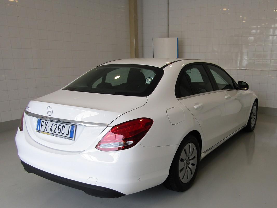 Mercedes-Benz Classe C 7