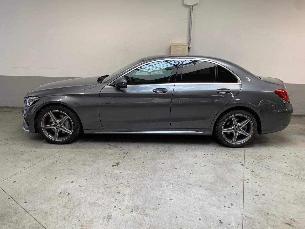Mercedes-Benz Classe C 1