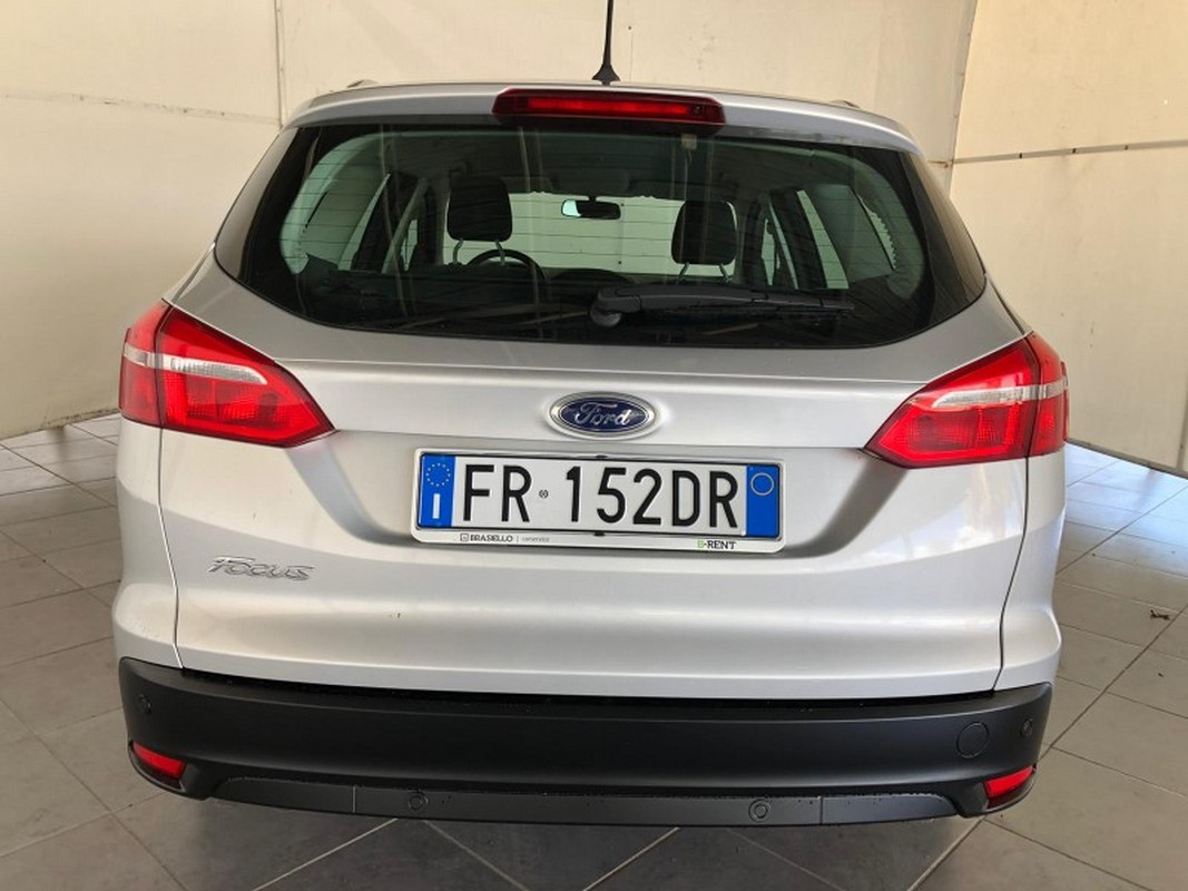 Ford Focus SW 7