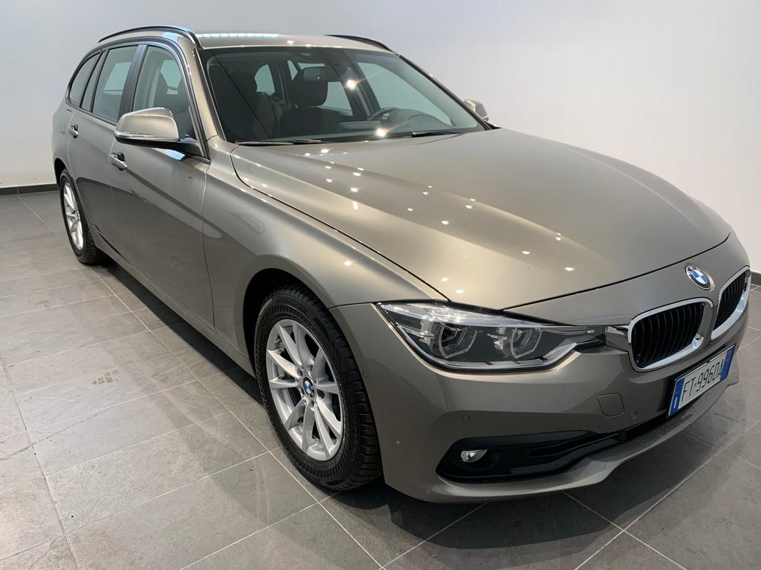BMW Serie 3 Touring 3