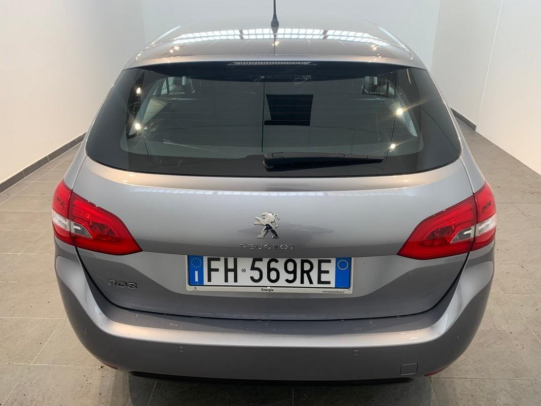 Peugeot 308 SW 6