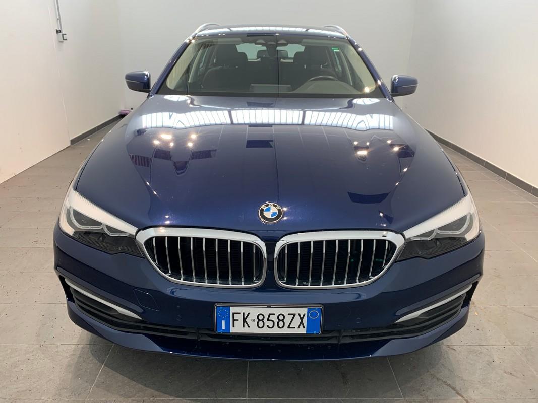 BMW Serie 5 Touring 2