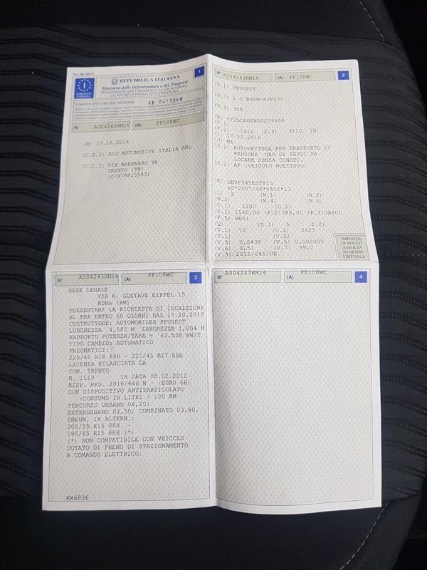 Peugeot 308 SW 26