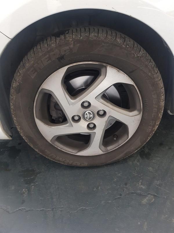 Toyota Yaris Hybrid 20