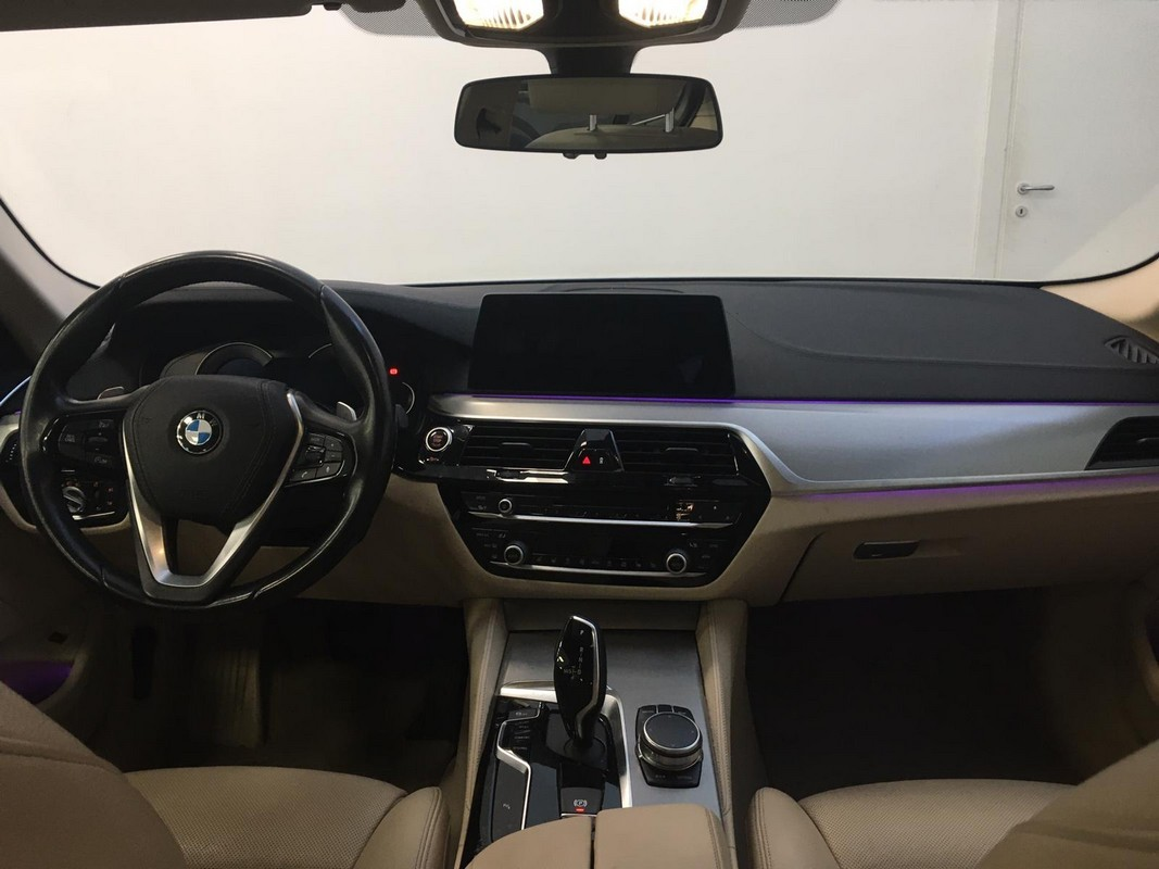 BMW Serie 5 Touring 16