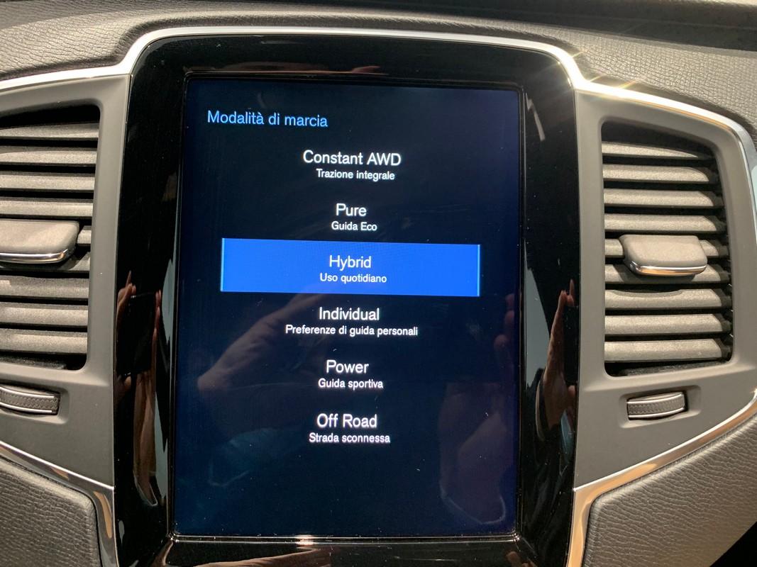 Volvo XC90 Hybrid 20