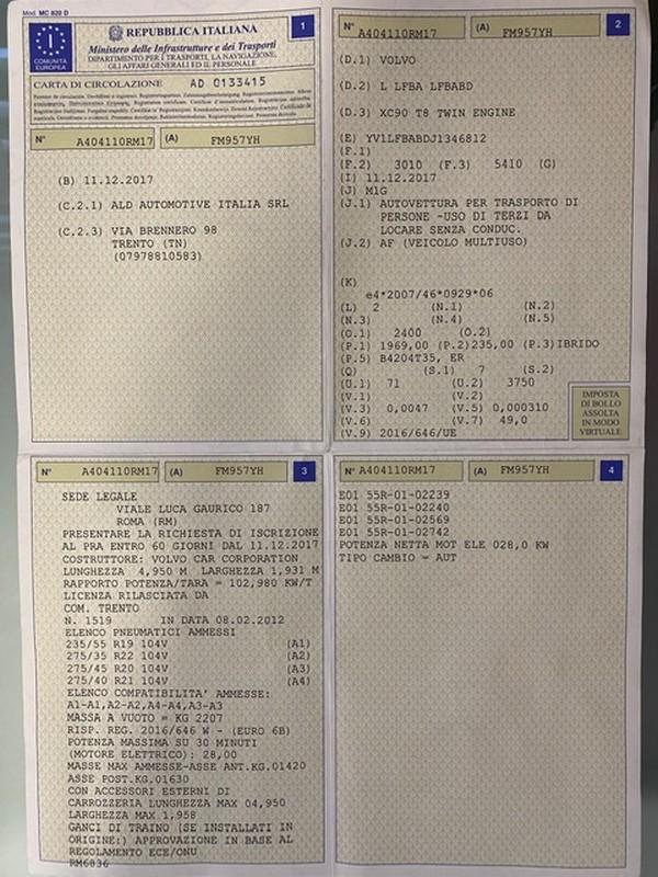 Volvo XC90 Hybrid 34