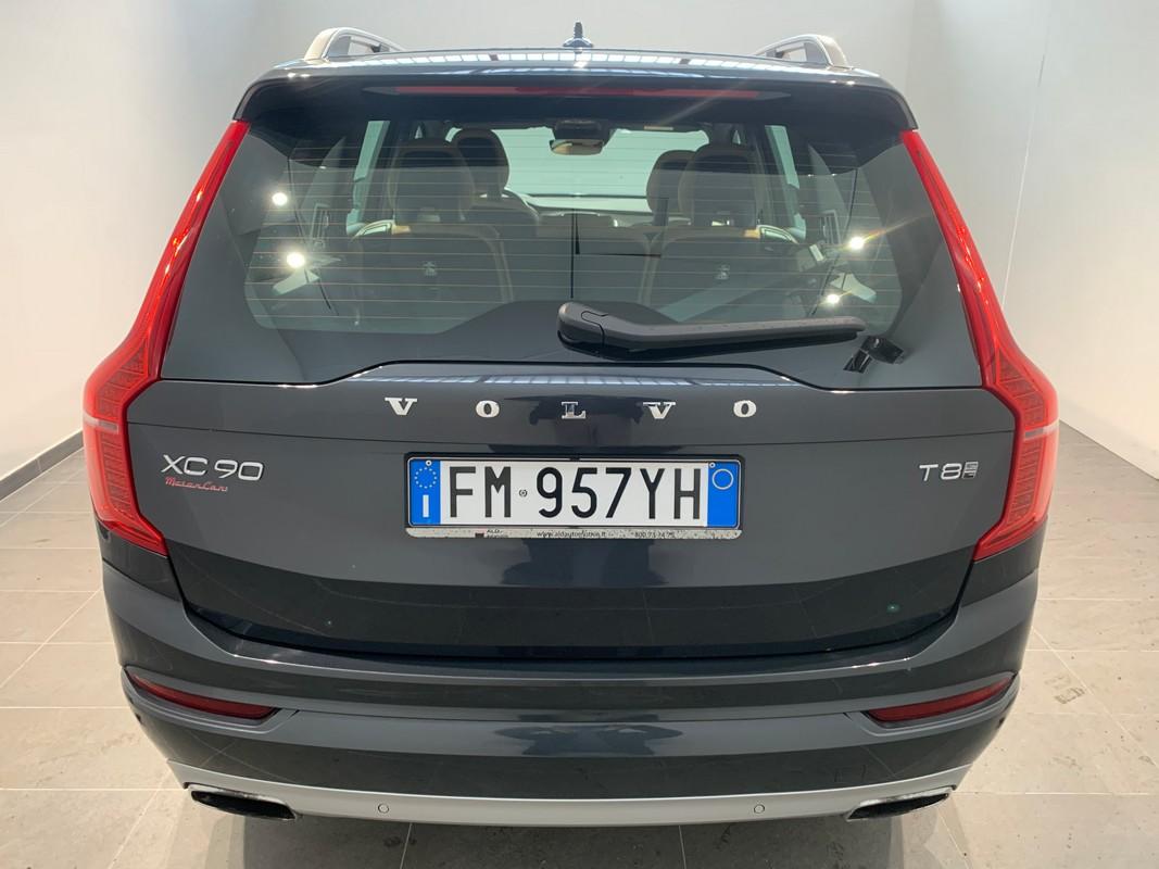 Volvo XC90 Hybrid 6