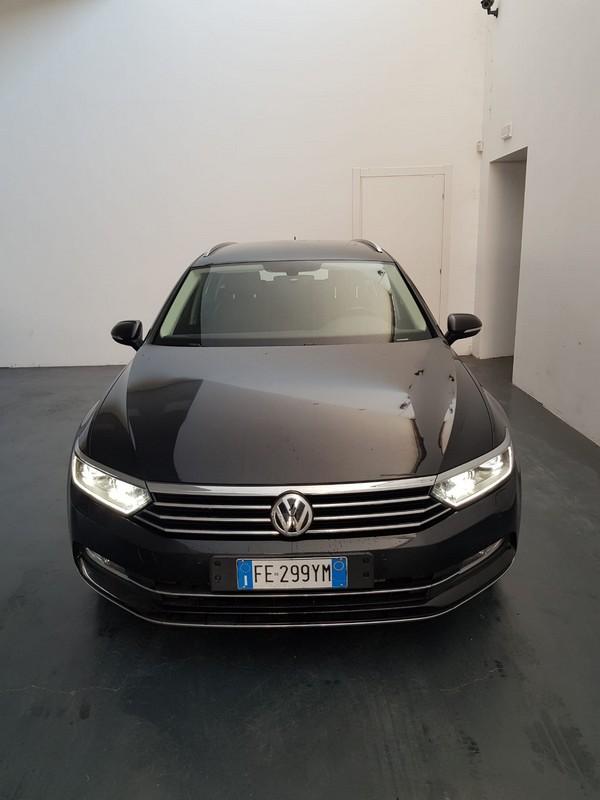 Volkswagen Passat Variant 3