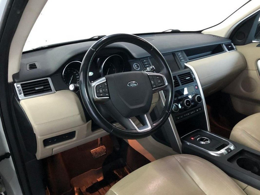 Land Rover Discovery Sport 14