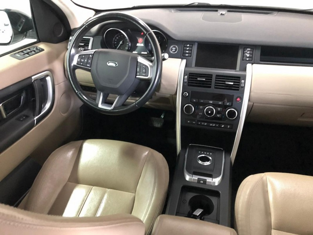 Land Rover Discovery Sport 15