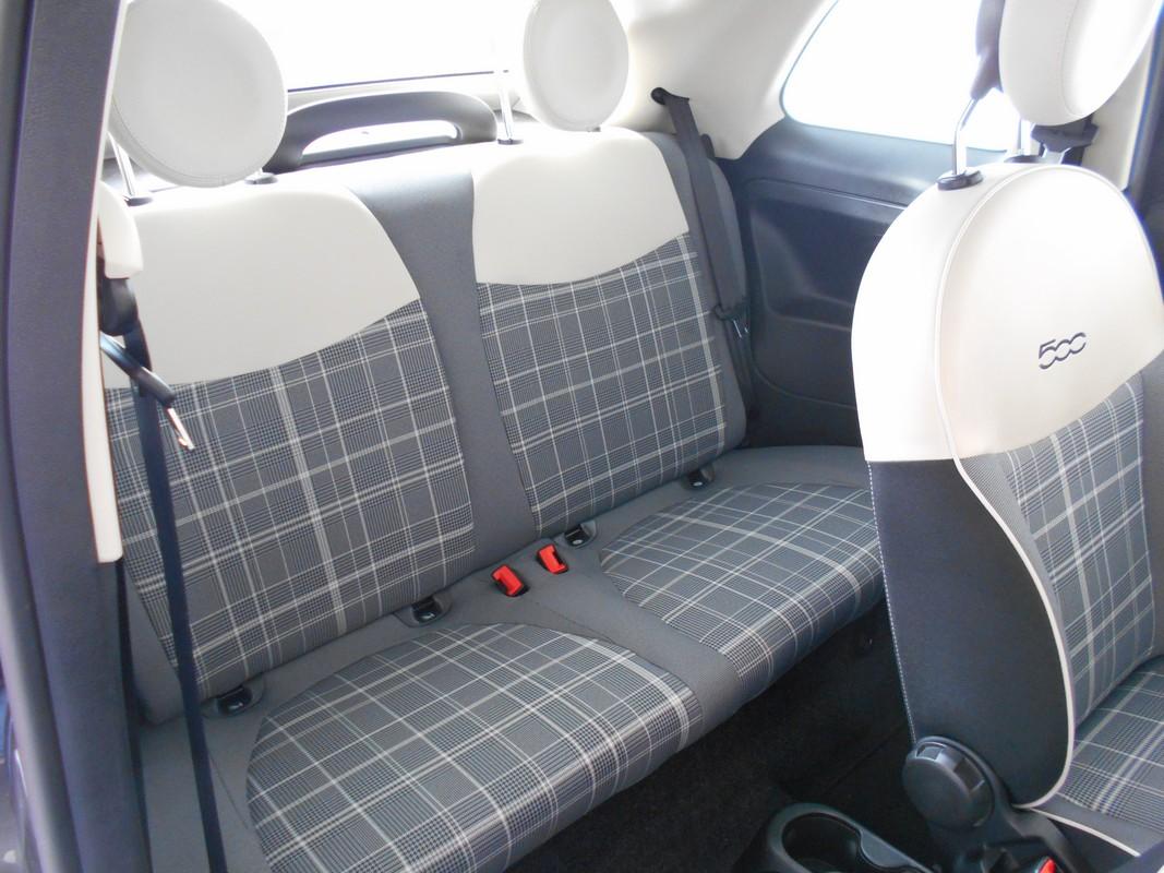 Fiat 500 Cabrio 12