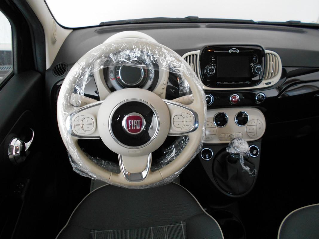 Fiat 500 Cabrio 14