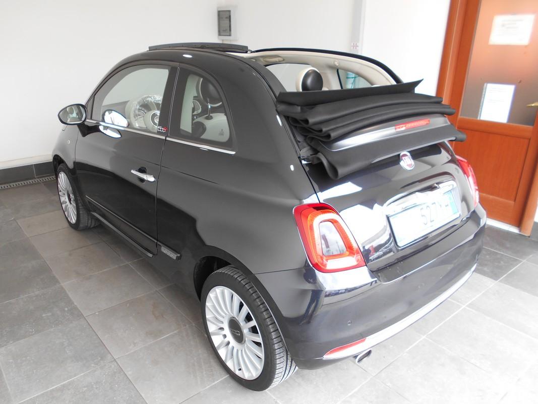 Fiat 500 Cabrio 2