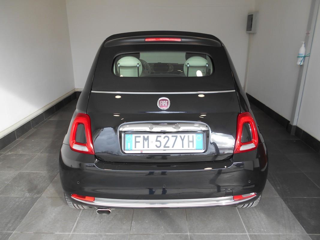 Fiat 500 Cabrio 7
