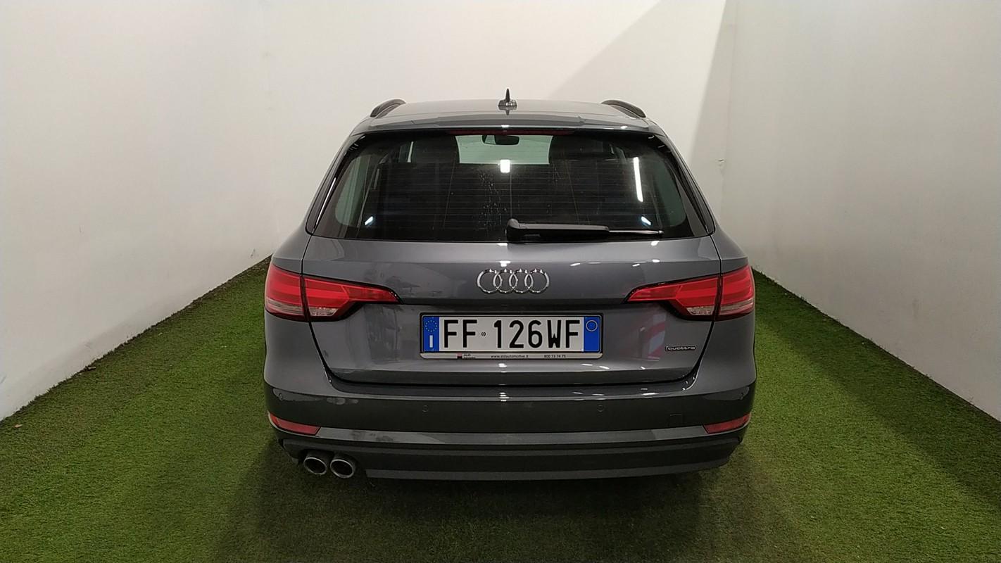 Audi A4 Avant 7