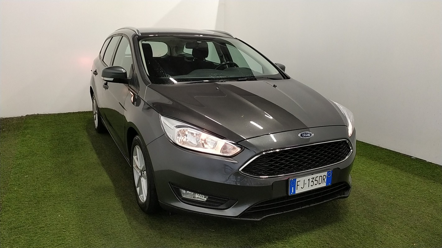 Ford Focus SW 4