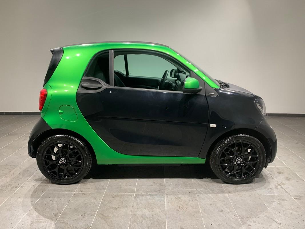 Smart Fortwo Elettrica 4