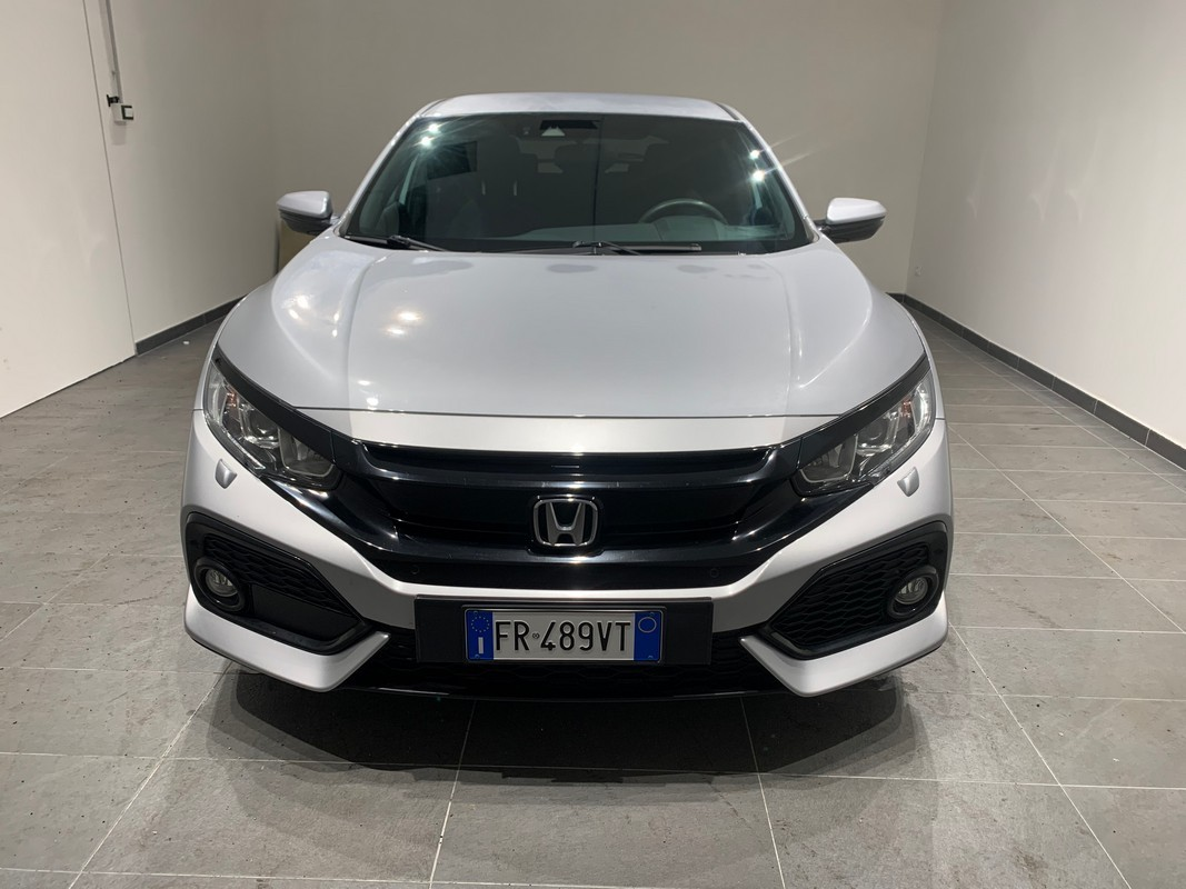 Honda Civic 2