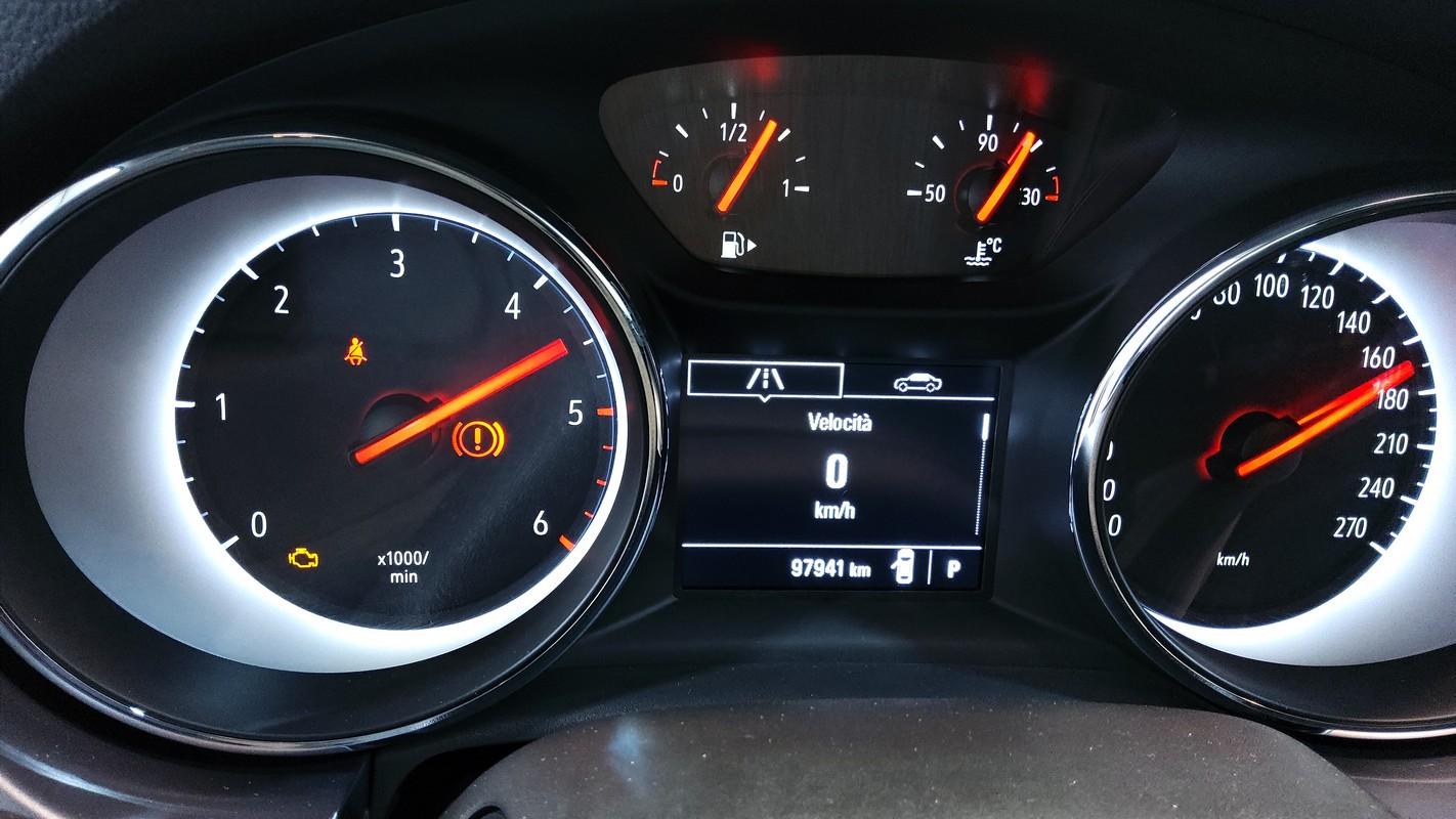 Opel Astra ST 13