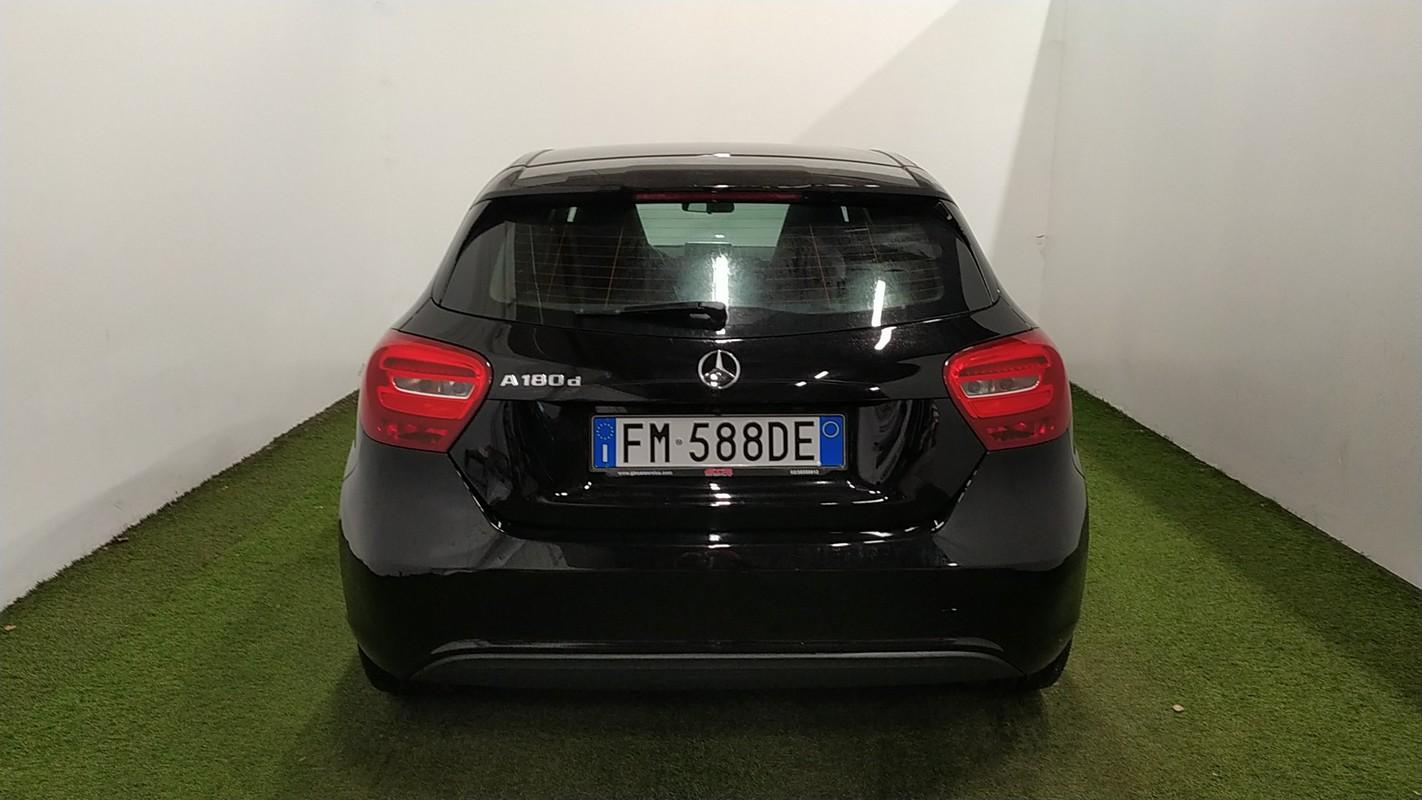 Mercedes-Benz Classe A 7