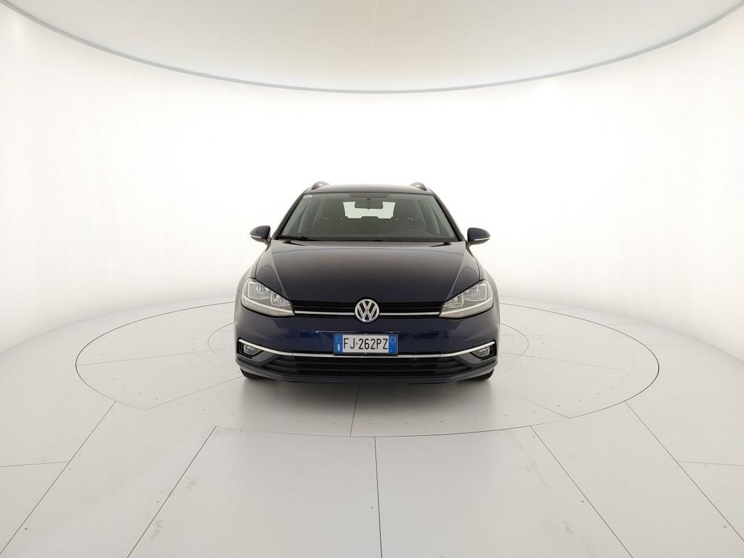 Volkswagen Golf Variant 3