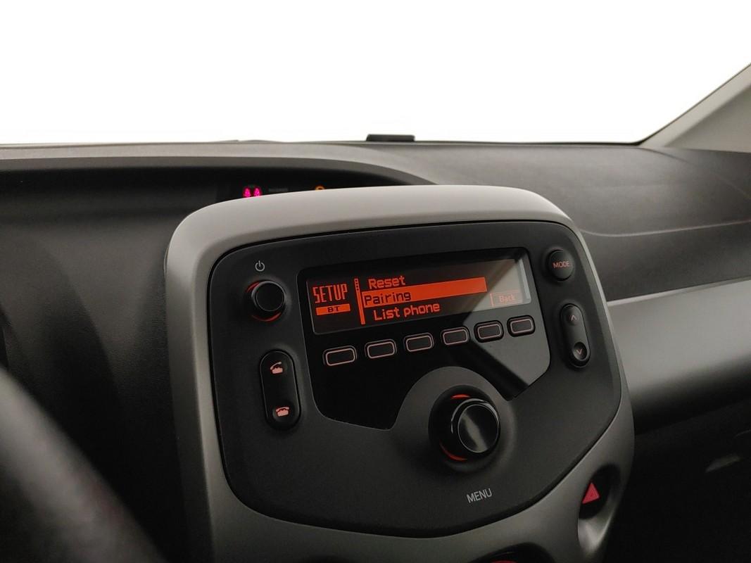 Toyota Aygo 16