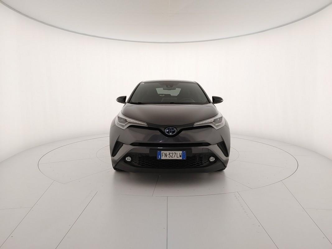 Toyota C-HR Hybrid 3