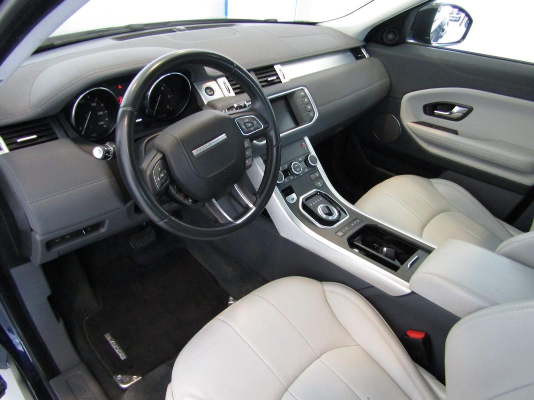 Land Rover Range Rover Evoque 11