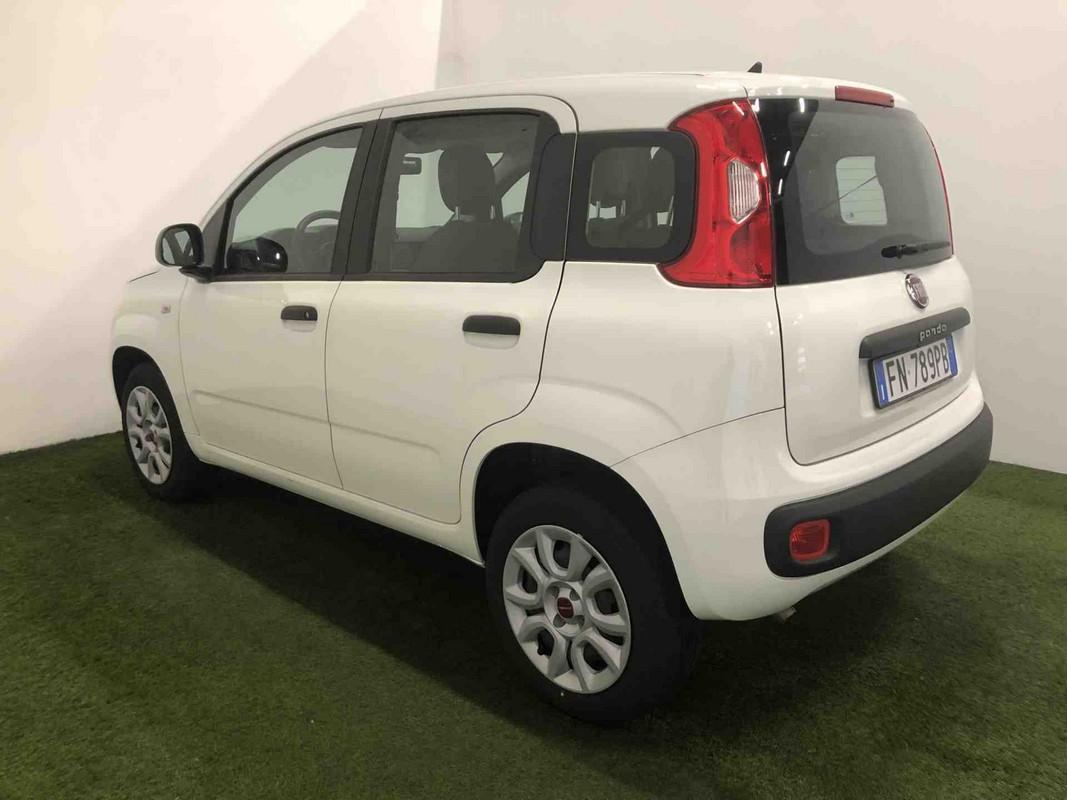 Fiat Panda Natural Power 1