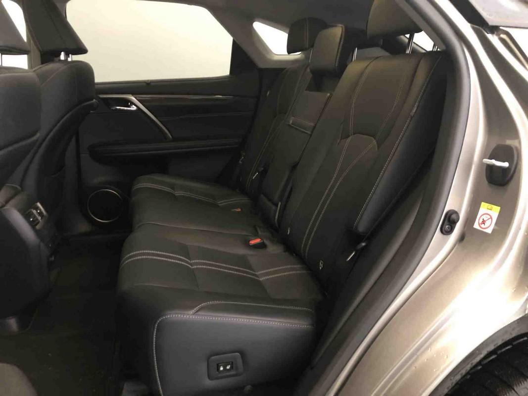 Lexus RX Hybrid 13