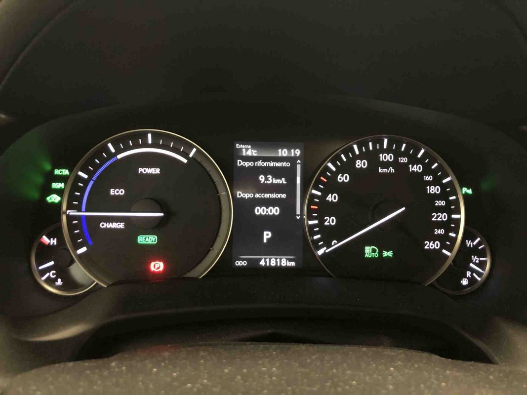 Lexus RX Hybrid 17