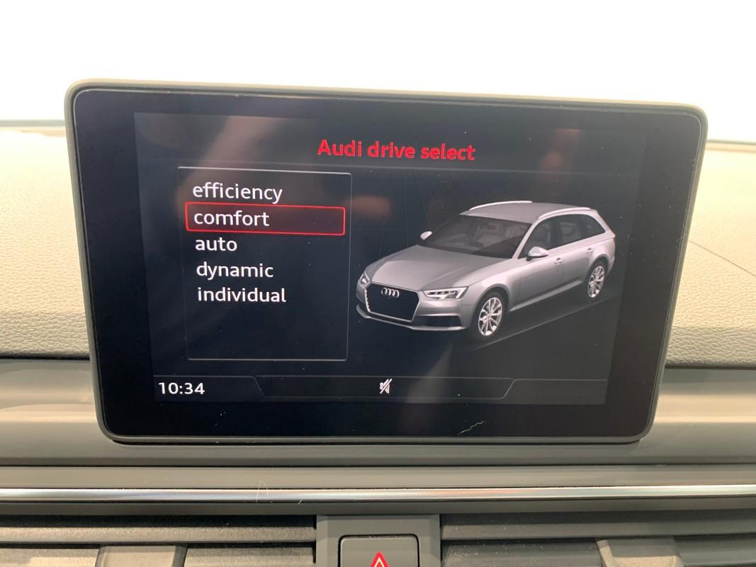 Audi A4 Avant 19